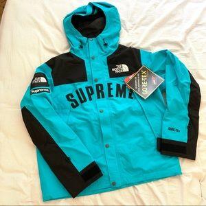 Supreme the north face arc logo mountain jacket